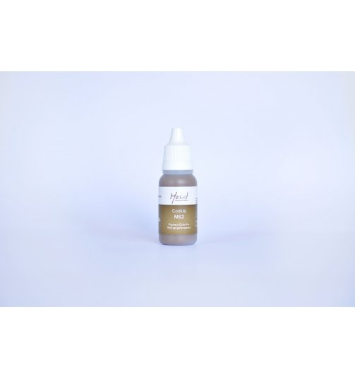 Micropigment Liquid Mastor 15ml - M62 Cookie