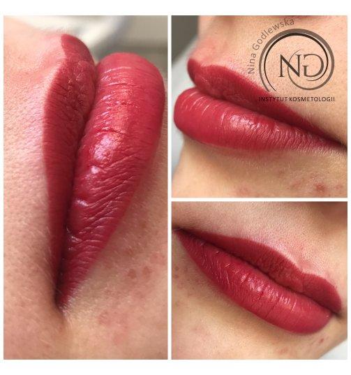 BASIC Makijaż Permanentny – brwi, oczy usta