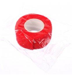 Bandaż ochronny czerwony 25mm