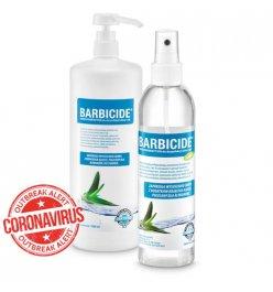 Barbicide - Hand Disinfection do dezynfekcji rąk i skóry - 1000ml (Tropical Wood)