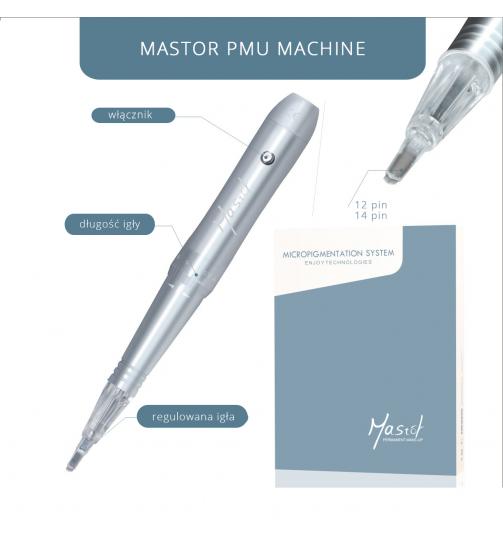 Mastor PMU - Aparat do makijażu permanentnego