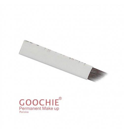 Goochie - Ostrze do metody manualnej 11Flex na sztuki