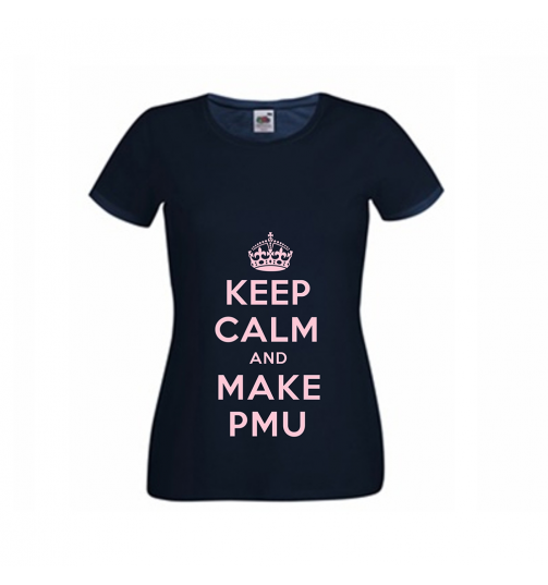 Koszulka - Keep Calm and Make PMU