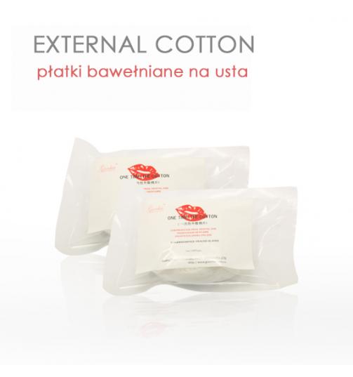 External Cotton Lip